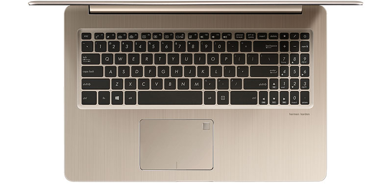ASUS-VivoBook-Pro-15-N580VD-Keyboard-&-Touchpad