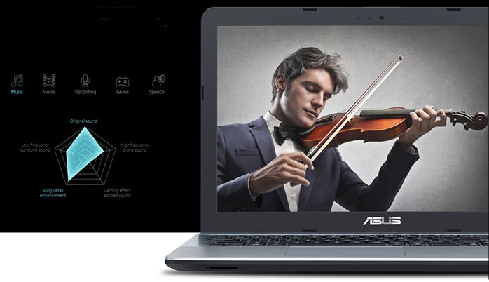 ASUS-X541NA-Celeron-4GB-AudioWizard-optimized-tuning