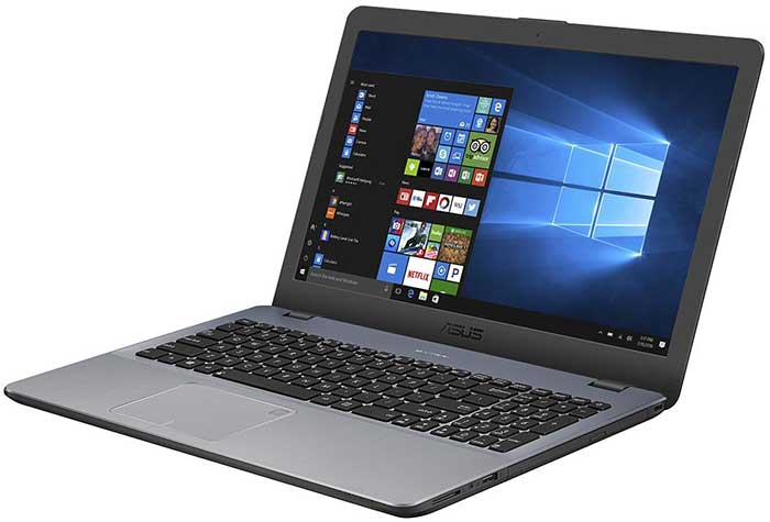 Asus-Vivobook-R542BA-Keyboard-&-Touchpad