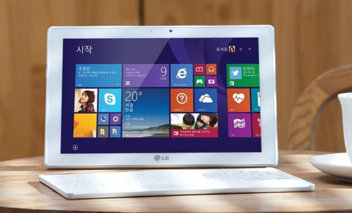 LG Windows Tablet