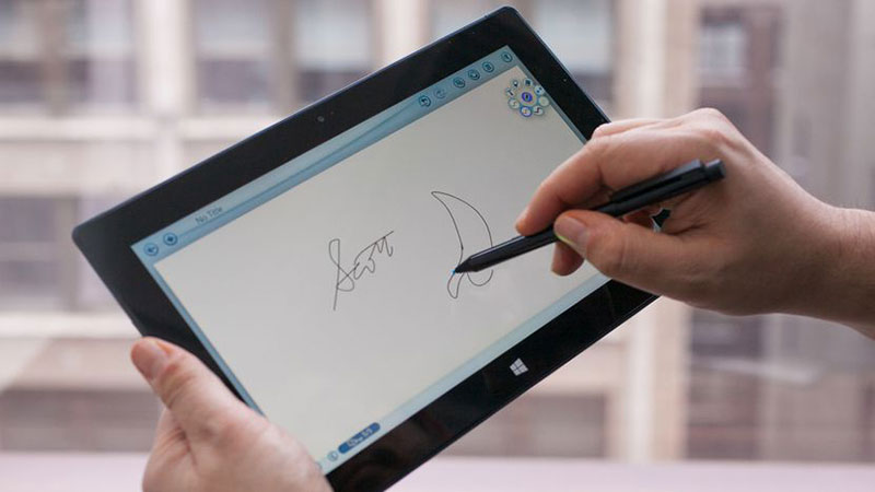 Microsoft-Windows-Tablet