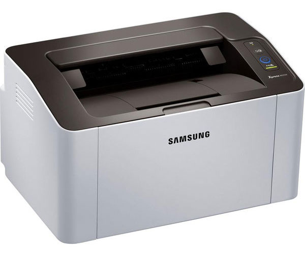 black-and-white-Samsung-Printer