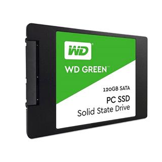 هارد SSD وسترن Western Digital GREEN WDS120G1G0A 120GB