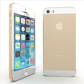 موبایل اپلApple iPhone 5s 64G Gold