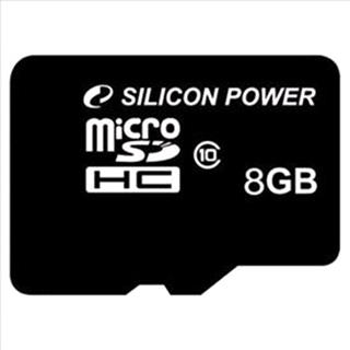 کارت حافظه Silicon-Power Elite microSDHC-1-8GB